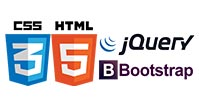 css html jqury bootstrap